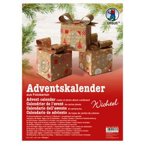 """Adventskalender """"Wichtel"""""""