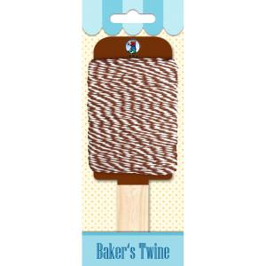 Baker's Twine dunkelbraun