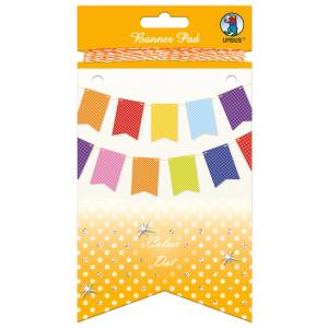 "Bastelset Banner Pad ""Colour Dot"""