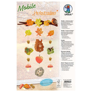 Bastelset Mobile Herbstzauber