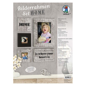 "Bilderrahmenset ""Home"""