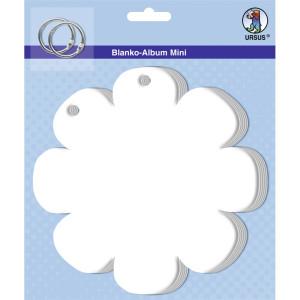 "Blanko-Album ""mini"" Blume"