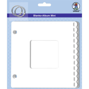 "Blanko-Album ""mini"" Passepartout"