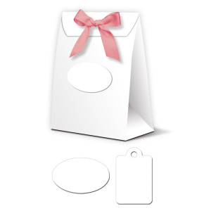 """Blanko-Geschenkbox """"Celina"""" 300 g/qm"""