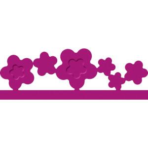 """Bordüren-Prägestanzer """"Blumen 2"""""""