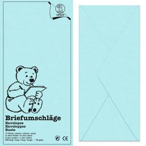 Briefumschläge DIN lang - 10 Stück