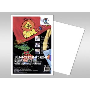 Bügel-Transferpapier 60 g/qm 23 x 33 cm - 10 Blatt