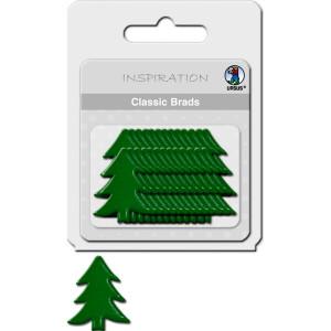 """Classic Brads """"Weihnachtsbaum"""" grün"""
