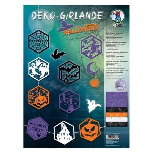 """Deko Girlande """"Halloween"""""""