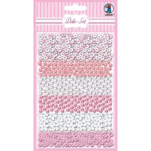 Deko-Set Accessoires rosa
