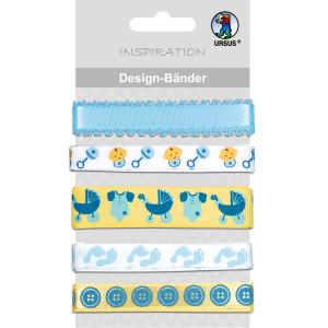 """Design-Bänder """"Baby"""" Junge"""
