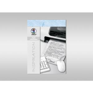"""Digital """"Strohseide"""" 25 g/qm - 10 Blatt"""