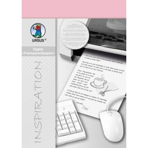 "Digital ""Transparentpapier"" 115 g/qm - 10 Blatt"