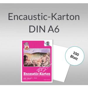 Encaustic-Karton 300 g/qm DIN A6