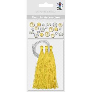 Florucha Accessoires gelb