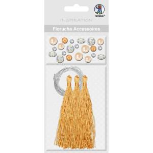 Florucha Accessoires orange