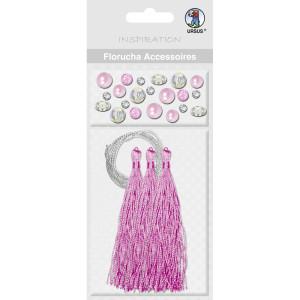 Florucha Accessoires rosa