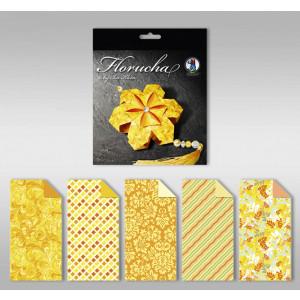 """Florucha """"Citrine"""" 80 g/qm 5 Designs"""