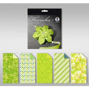 """Florucha """"Jade"""" 80 g/qm 5 Designs"""