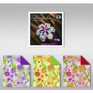 "Florucha ""Springtime"" 80 g/qm 3 Designs"