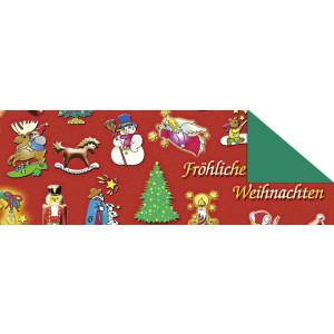 """Fotokarton """"Weihnachten"""" 49,5 x 68 cm - 10 Bogen"""