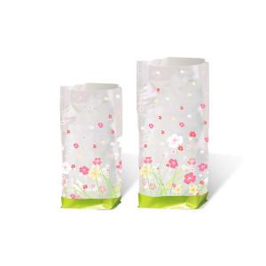"""Geschenk-Bodenbeutel """"Blumen"""" klein"""