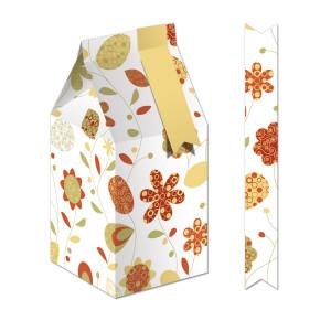 """Geschenkbox """"Bella"""" Landhausblumen"""
