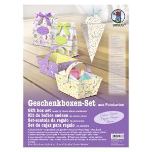 """Geschenkbox-Set """"Ostern"""""""