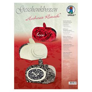 """Geschenkboxen """"Hochzeit Klassik"""""""