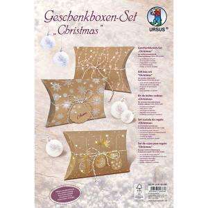 "Geschenkboxen-Set ""Christmas"""