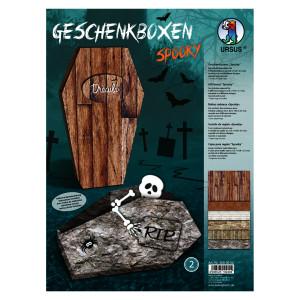 """Geschenkboxen """"Spooky 2"""""""