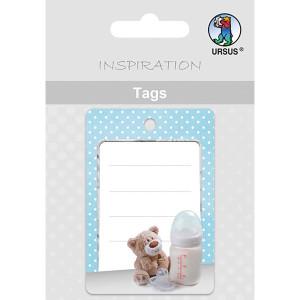 Geschenkeanhänger / Tags Motiv 10 - Baby Boy