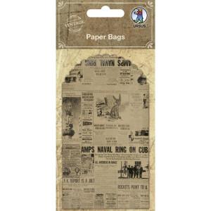 """Geschenktüten """"Paper Bags"""" Zeitung"""