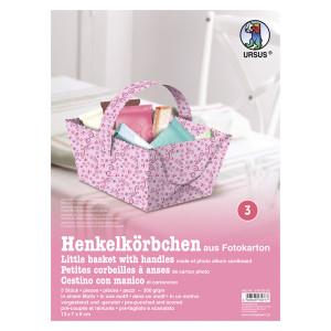 """Henkelkörbchen """"Tiny"""" rosa"""