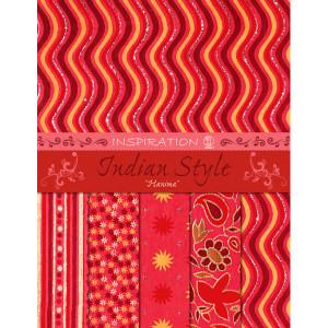"Indian Style ""Hanima"" 21,6 x 28 cm - 5 Blatt sortiert"