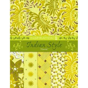 "Indian Style ""Harita"" 21,6 x 28 cm - 5 Blatt sortiert"