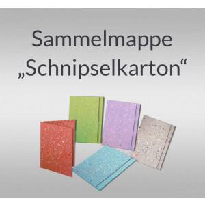 "Öko-Sammelmappe ""Schnipselkarton"" DIN A4"