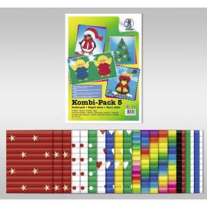 Kombi Pack 5 - Bastelwellpappe