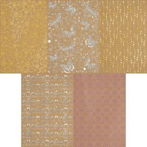 Kraftkarton Selection DIN 4 - 25 Blatt