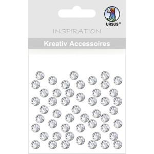 "Kreativ Accessoires ""Mini Pack"" Glitzersteine Chaton"
