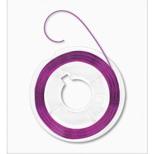 Kreativ Draht 0,3 mm violett