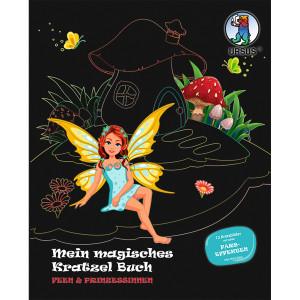 Mein magisches Kratzelbuch Feen & Prinzessinnen, Kratzbildern