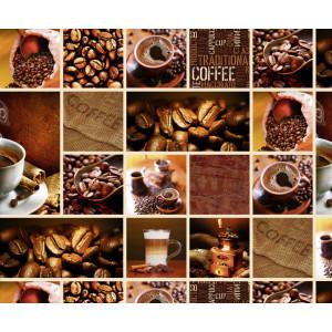 Motiv-Fotokarton 49,5 x 68 cm Cafe
