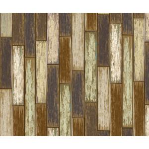 Motiv-Fotokarton 49,5 x 68 cm Holzdielen