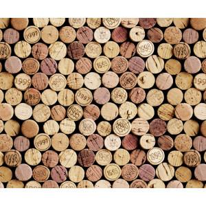 Motiv-Fotokarton 49,5 x 68 cm Korken