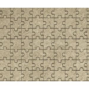 Motiv-Fotokarton 49,5 x 68 cm Puzzle