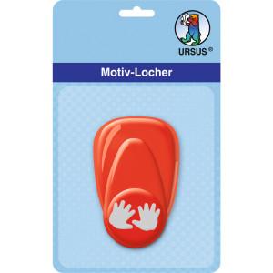 """Motiv-Locher """"klein"""" Baby-Hände"""