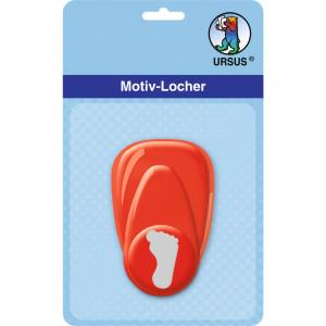"""Motiv-Locher """"klein"""" Fuß"""