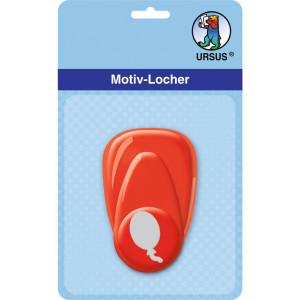 """Motiv-Locher """"klein"""" Luftballon"""
