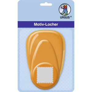 """Motiv-Locher """"mittel"""" Briefmarke"""